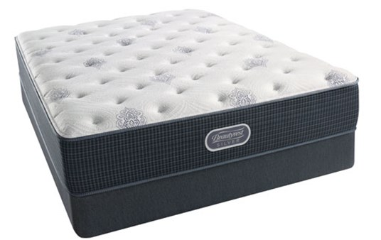 Beautyrest Silver Pacific Heights Luxury Firm Mattress