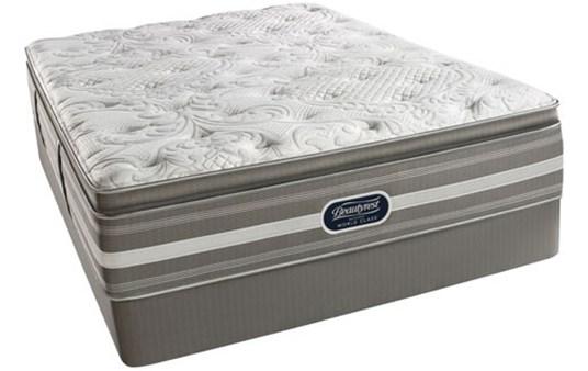 x - Beautyrest Recharge - World Class Firm Pillow Top