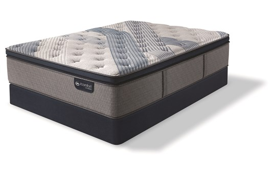 Serta iComfort Hybrid Blue Fusion 1000 Luxury Firm Pillow Top