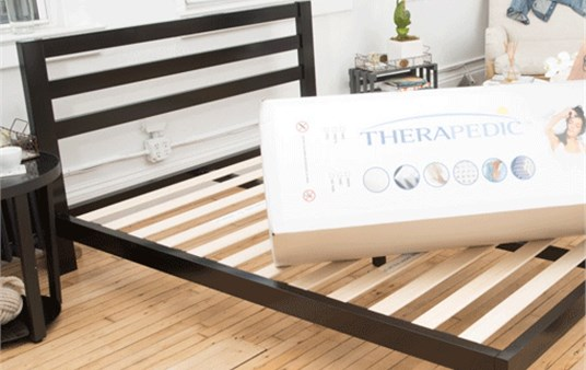 "Therapedic ""Me"" Bed in a Box"