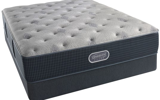 Beautyrest Silver Bay Point Luxury Firm Mattress