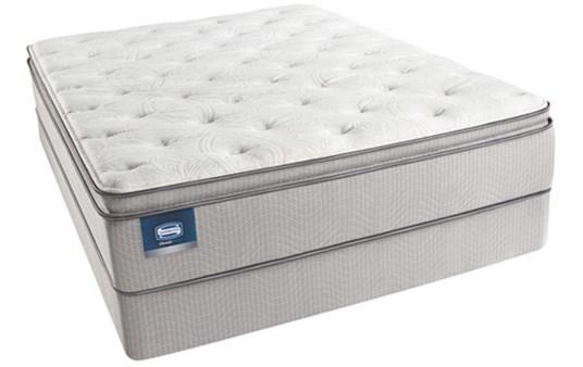 Simmons Beautysleep Plush Pillow Top Mattresses