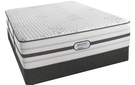 Beautyrest Platinum Hybrid Bryson Plush Mattress