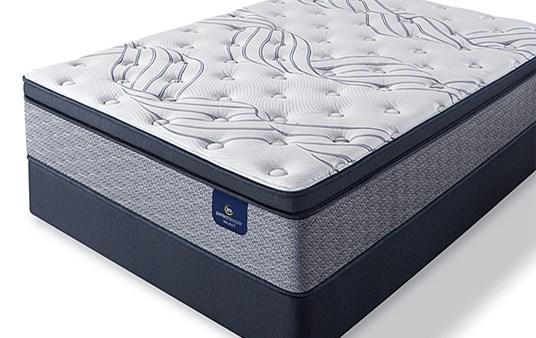 Serta Perfect Sleeper Kirkville II Plush Pillow Top