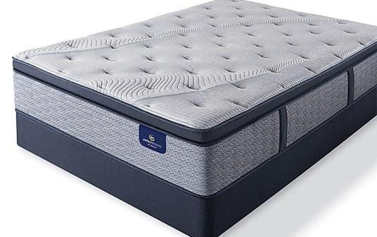 Serta Perfect Sleeper HYBRID Delevan II Plush Pillow Top Mattress
