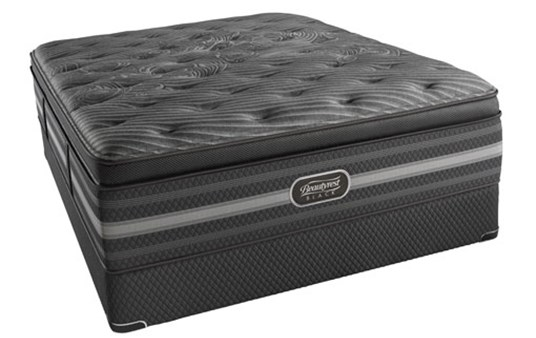 CLOSE OUT - Beautyrest Black Natasha Luxury Firm Pillow Top Mattress