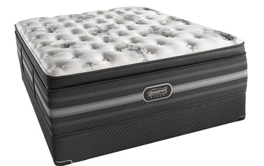 Beautyrest Black Sonya Luxury Firm Pillow Top Mattress