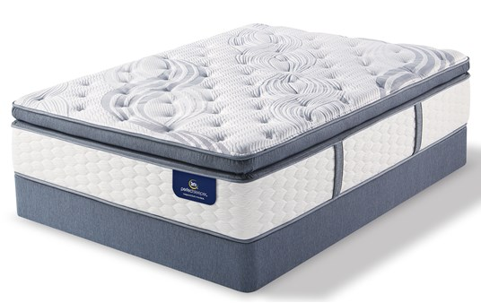 Serta Perfect Sleeper Sedgewick Plush Pillow Top