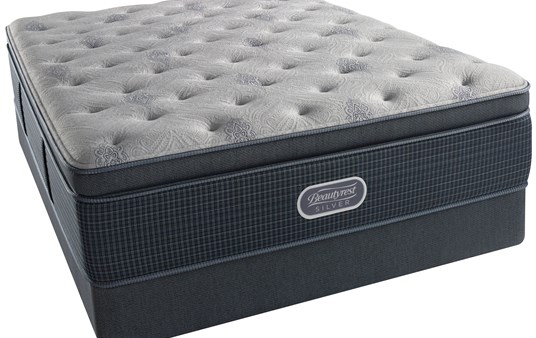 CLOSE OUT - STOCK CLEARANCE!  Beautyrest Silver Bay Point Plush Pillowtop Mattress