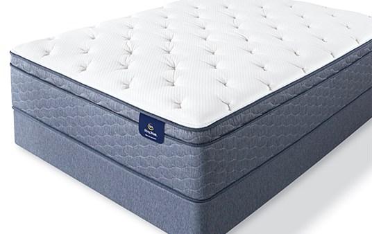 Serta SleepTrue Fallcrest Pillow Top Mattress
