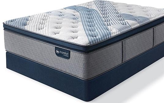 Serta iComfort Hybrid Blue Fusion 1000 Luxury Firm Pillow Top