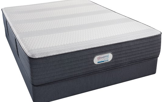 Beautyrest Platinum Hybrid Lesnar Luxury Firm TT Mattress