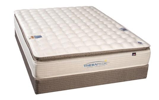 Therapedic Backsense Liberty Plush Pillow Top Mattress