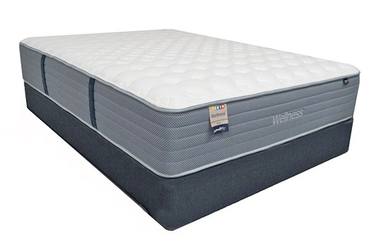 Wellness Reflections Hybrid Firm Mattress