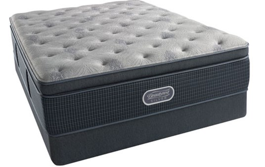 Beautyrest Silver Bay Point Luxury Firm Pillowtop Mattress