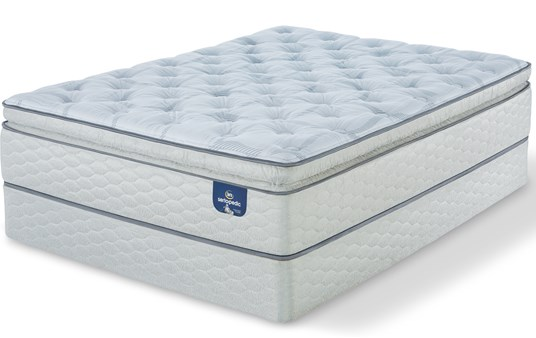 CLOSE OUT - STOCK CLEARANCE!  Serta Sertapedic Carterson Firm Pillow Top