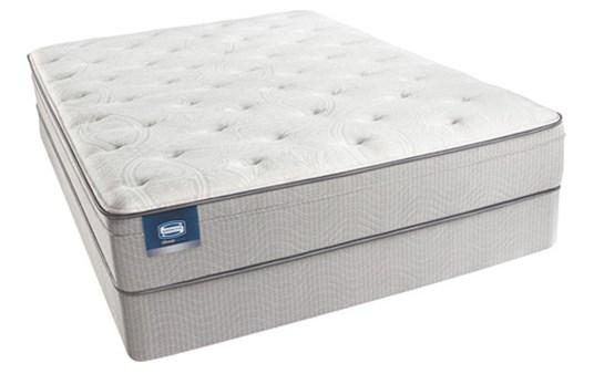 Simmons Beautysleep Euro Pillow Top Mattresses
