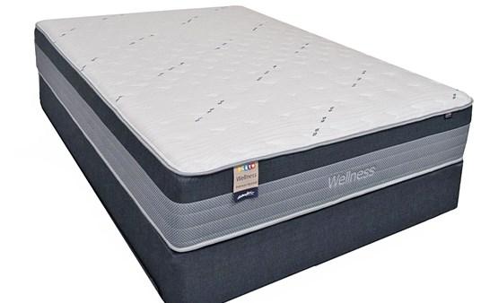 Wellness Retreat Hybrid Luxury Firm Pillow Top Mattress