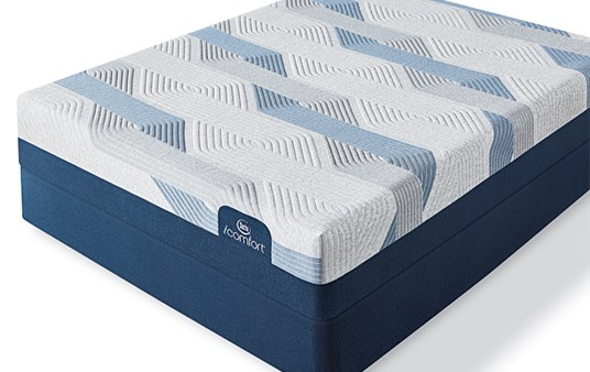 Serta iComfort Blue 300CT Plush Mattress