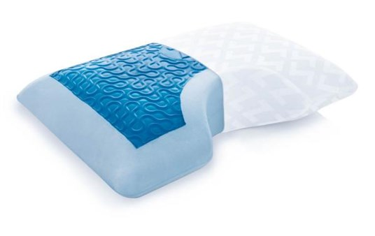 Malouf Shoulder Zoned Gel Dough® Pillow