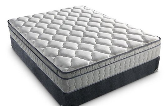 Restonic Reliance Plush Euro Top mattress