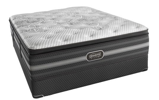 CLOSE OUT - STOCK CLEARANCE!  Beautyrest Black Katarina Plush Pillow Top Mattress