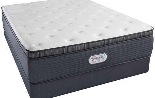 Beautyrest Platinum Beacon Hill Plush Pillow Top Mattress