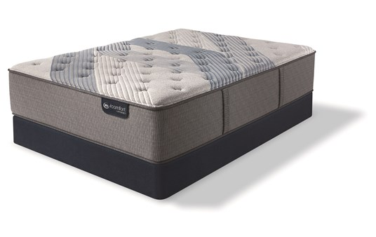 Serta iComfort Hybrid Blue Fusion 1000 Luxury Firm Mattress