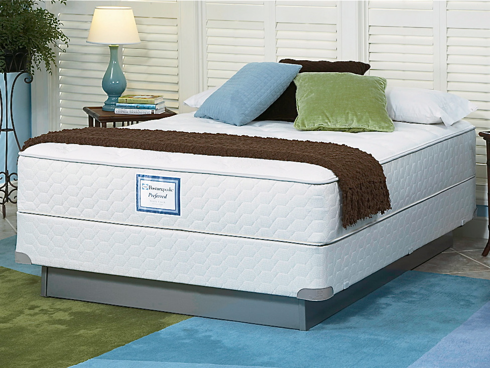 Sealy Posturepedic Preferred Series Extra Firm Mattress