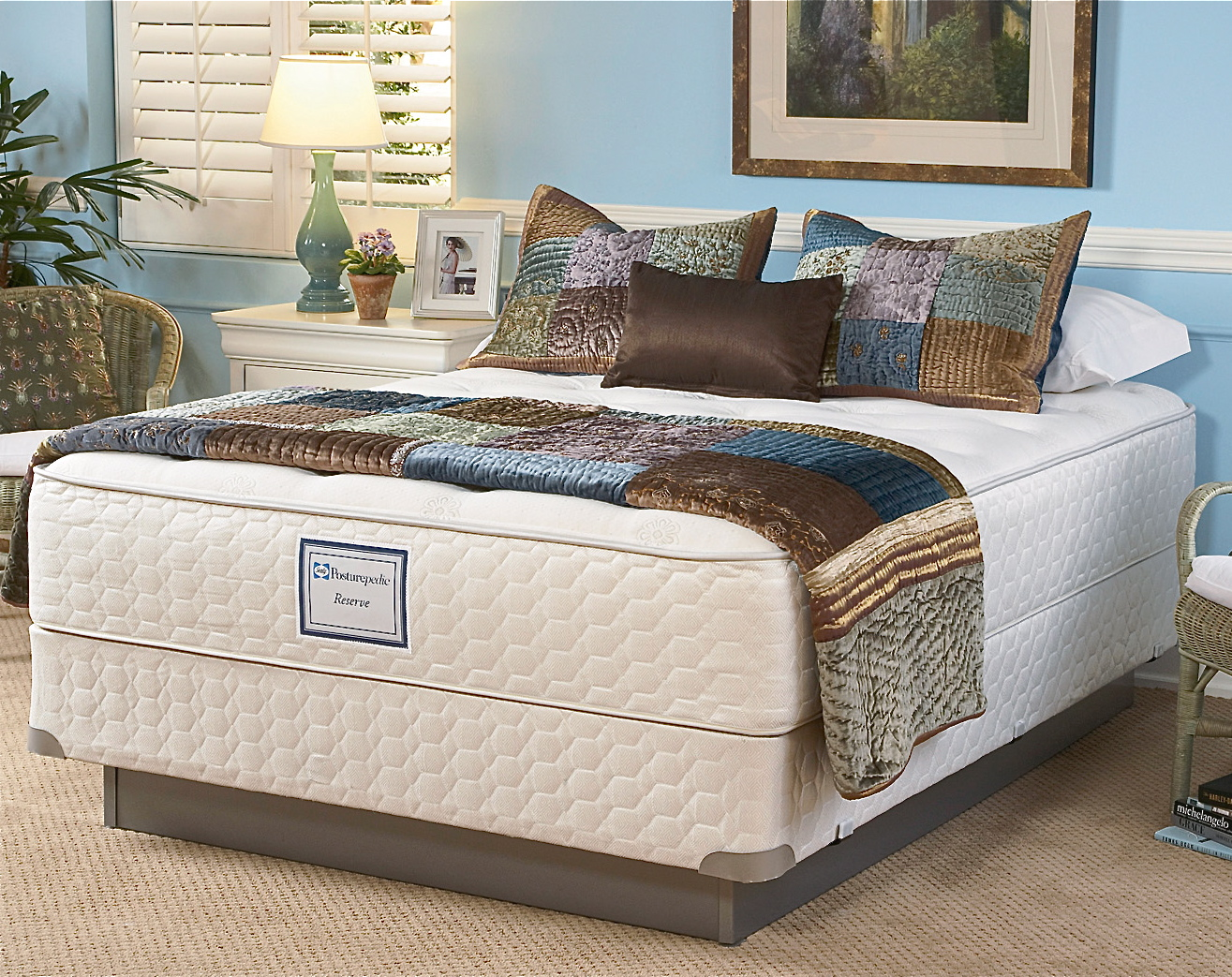 Sealy Posturepedic Reserve Series Ultra Plush Mattress