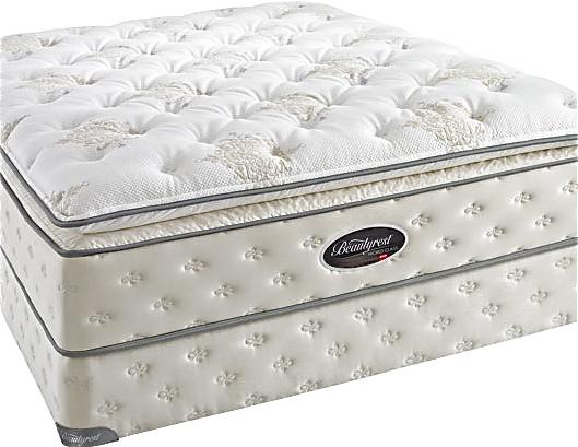 Simmons Beautyrest Pillow Top King Size Mattress Home Decor