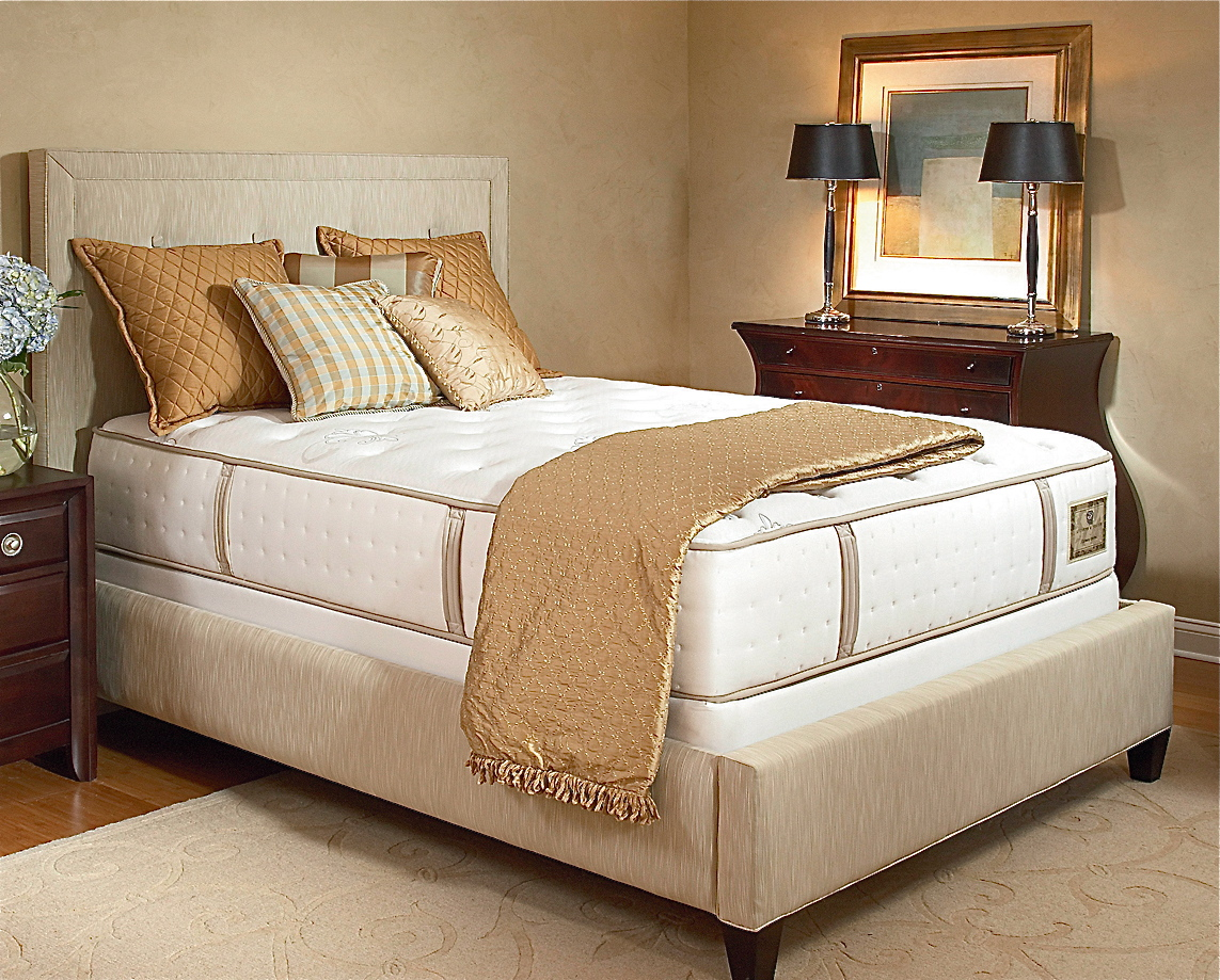 Stearns Amp Foster Blisswood Luxury Firm Mattress
