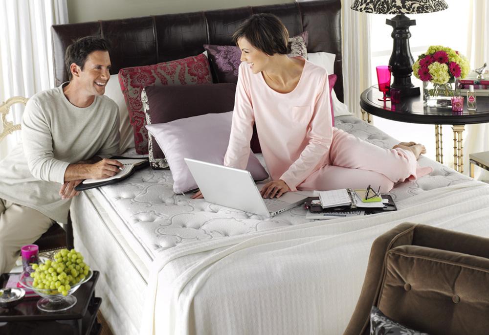 Sealy Posturepedic Signature Series Plush Pillow Top Mattress