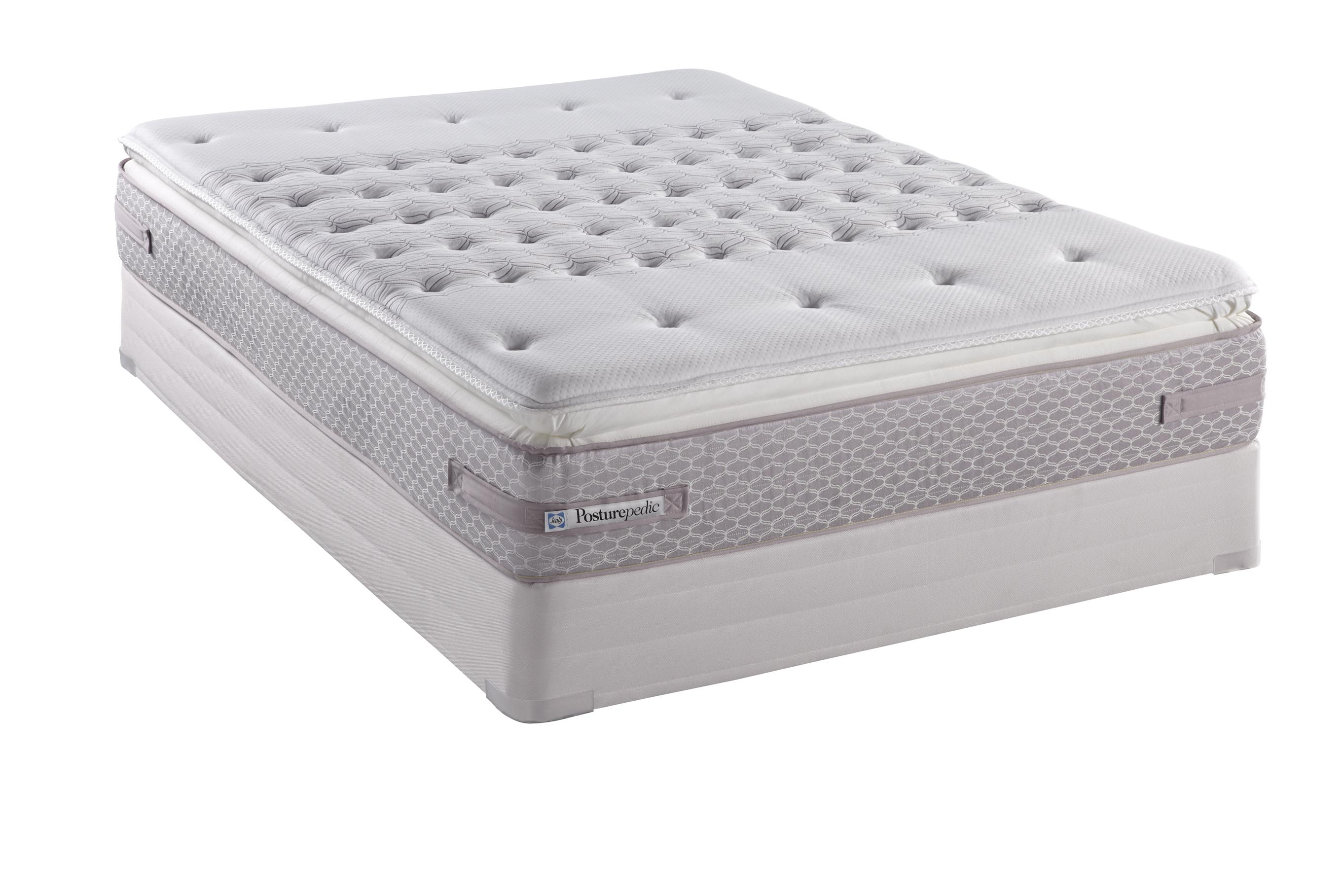 Sealy Posturepedic Titanium DSi™ Firm Pocketed Pillow Top Mattress