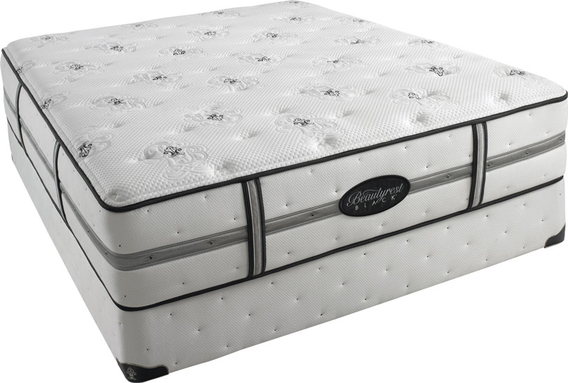 Simmons beautyrest black collection olivia plush mattress - Matelas beautyrest simmons ...