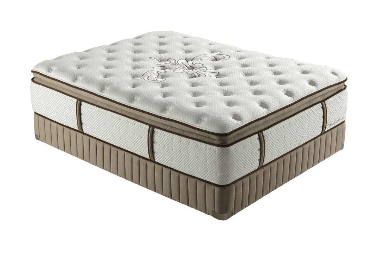 Stearns Amp Foster Nora Luxury Plush Pillow Top Mattresses