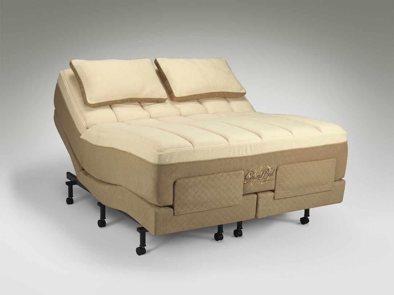 Original Mattress Factory King Bed