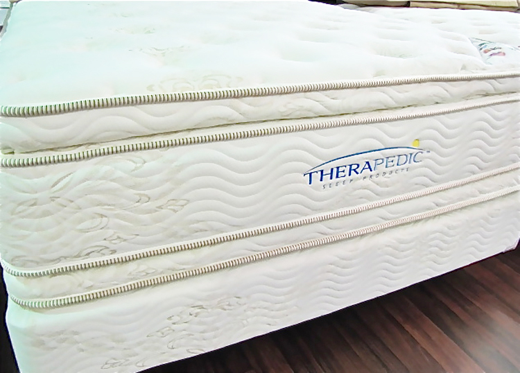 Therapedic Innergy Super Pillow Top Mattress