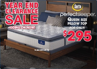 Year End Clearance Sale Ad